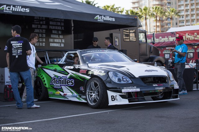 Formula Drift Round 1 Streets of Long Beach Photo Coverage (63)