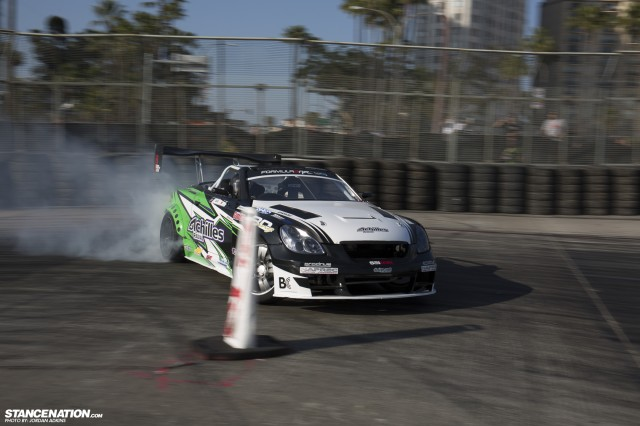 Formula Drift Round 1 Streets of Long Beach Photo Coverage (56)