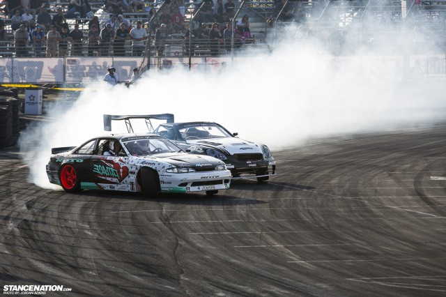 Formula Drift Round 1 Streets of Long Beach Photo Coverage (54)