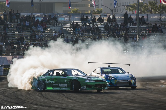 Formula Drift Round 1 Streets of Long Beach Photo Coverage (51)