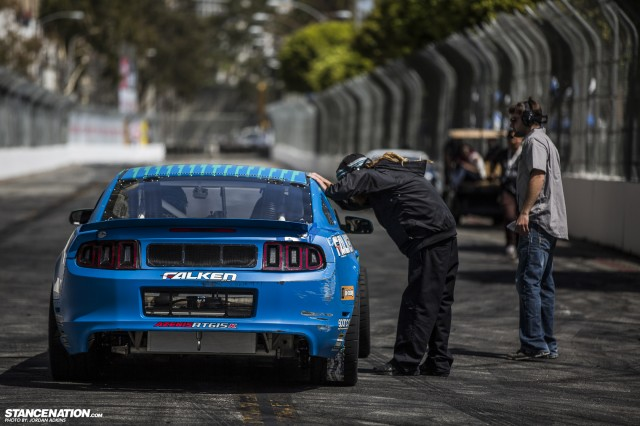 Formula Drift Round 1 Streets of Long Beach Photo Coverage (84)