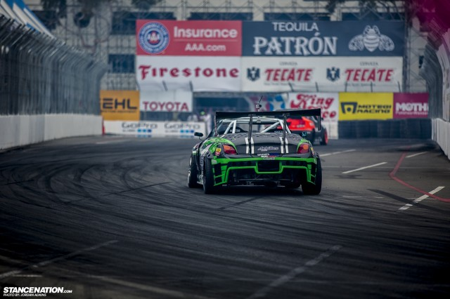 Formula Drift Round 1 Streets of Long Beach Photo Coverage (33)