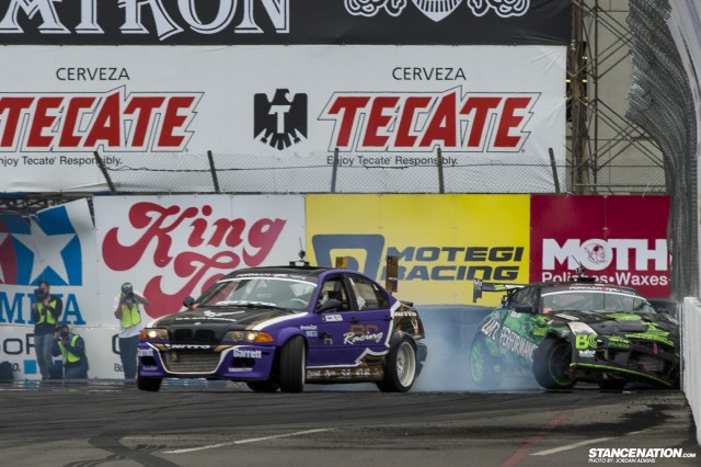 Formula Drift Round 1 Streets of Long Beach Photo Coverage (15)