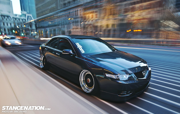 Dumped Amp Cambered Matthew S Acura Tsx Stancenation
