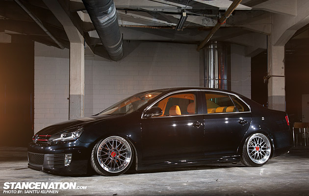 LEss is more lasse OEM plus volkswagen jetta | StanceNation™ // Form > Function