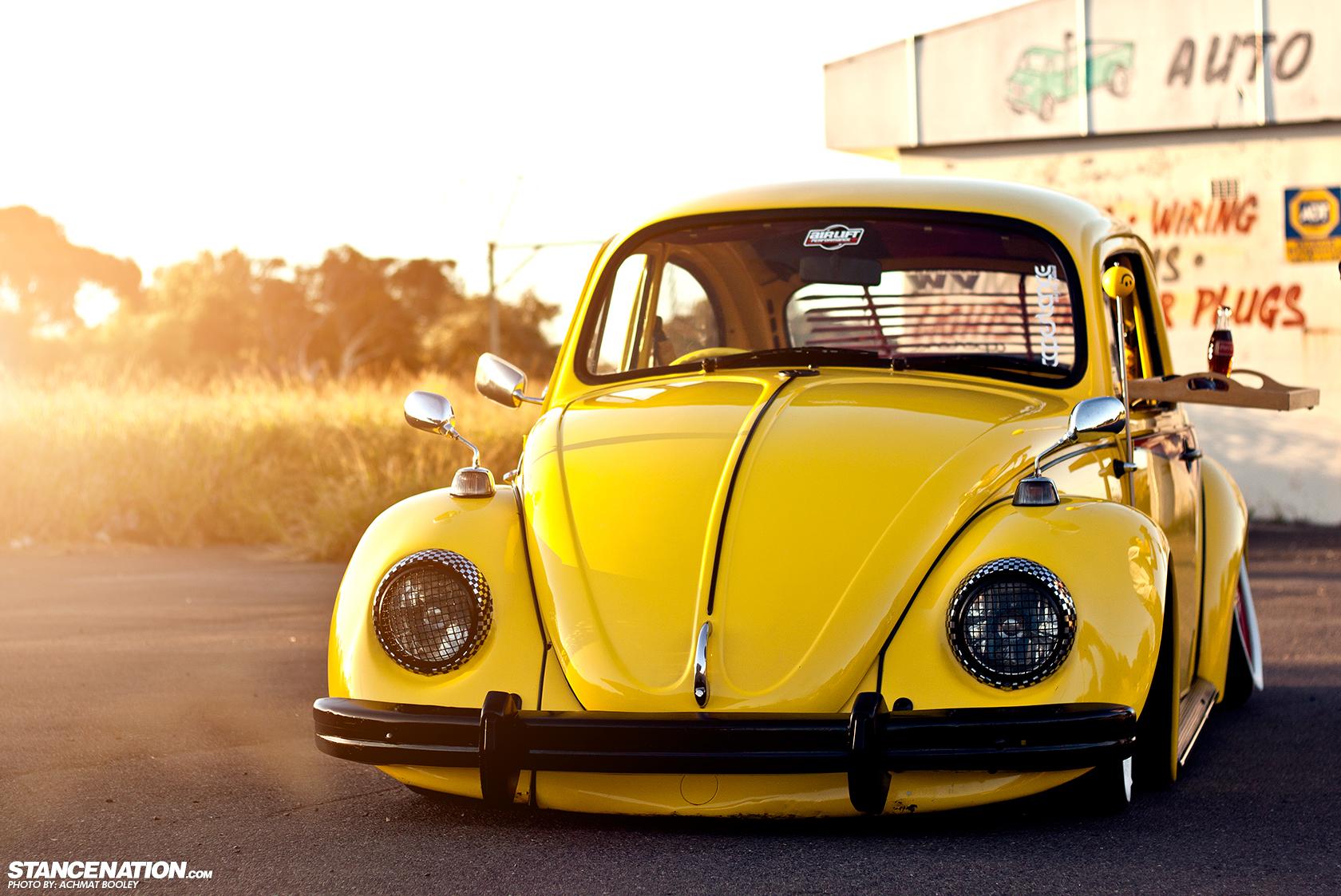 Completely new A Bug Named Flip // Shaakir's Volkwagen Beetle. | StanceNation  PK87