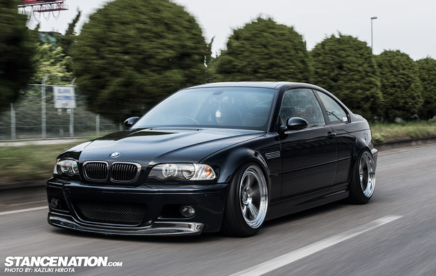 Just Right Kazuki S Beautiful Bmw E46 Stancenation
