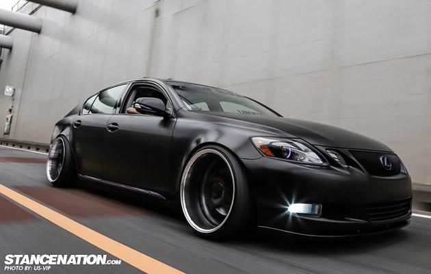 International G Thang // Liberty VIP Lexus GS