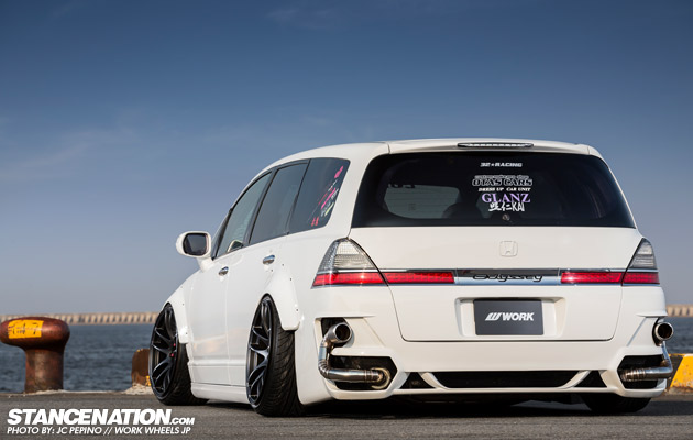 2019 Honda Odyssey >> A Different Approach // OTAS CARS RB1 Odyssey   StanceNation™ // Form > Function