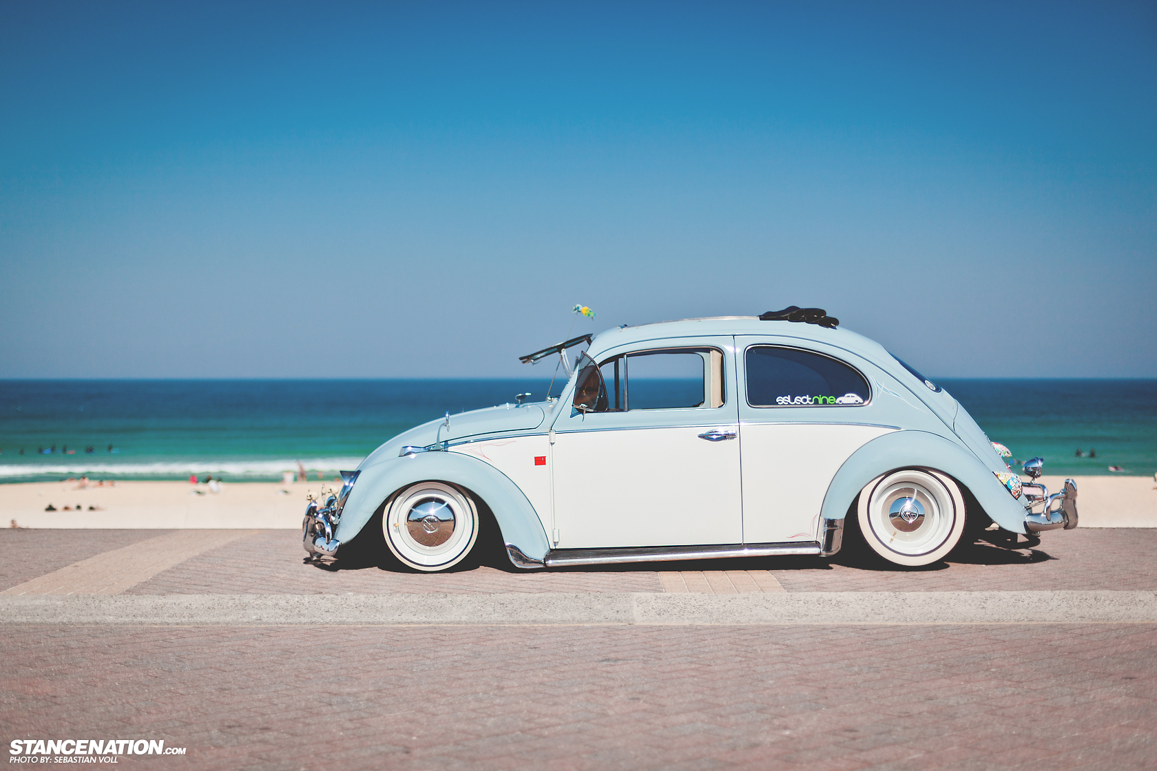 Buggin Bhathiya S Gorgeous Vw Beetle Stancenation