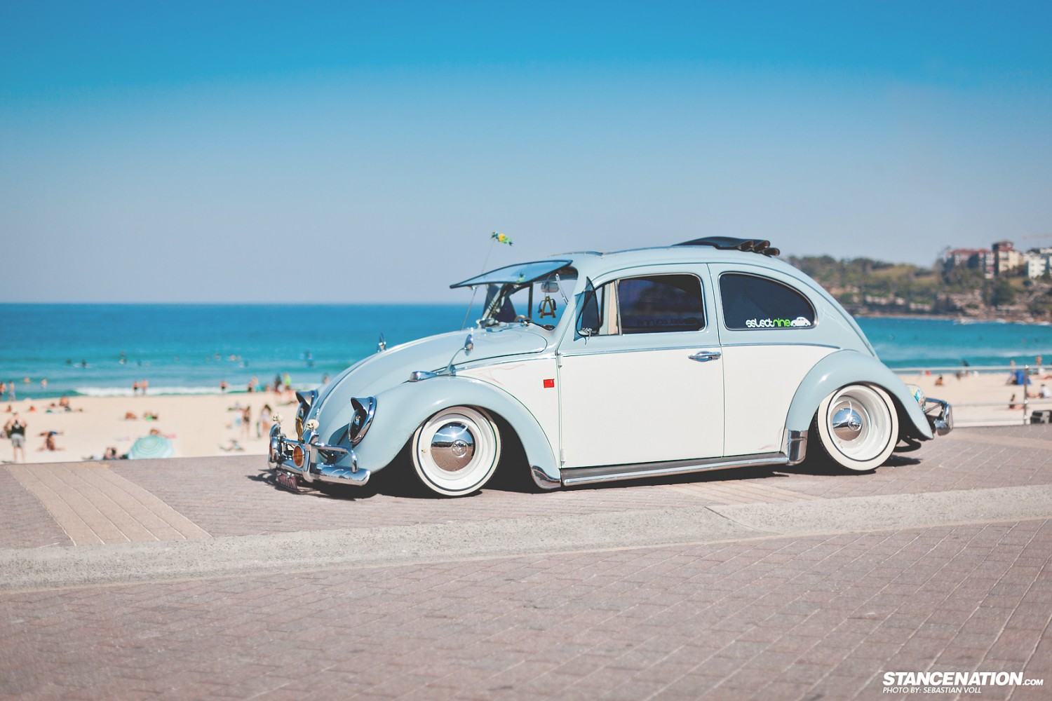 Buggin' // Bhathiya's Gorgeous VW Beetle. | StanceNation™ // Form > Function