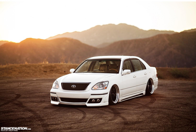 Job Design x Platinum VIP // Brian's Lexus LS430 ...