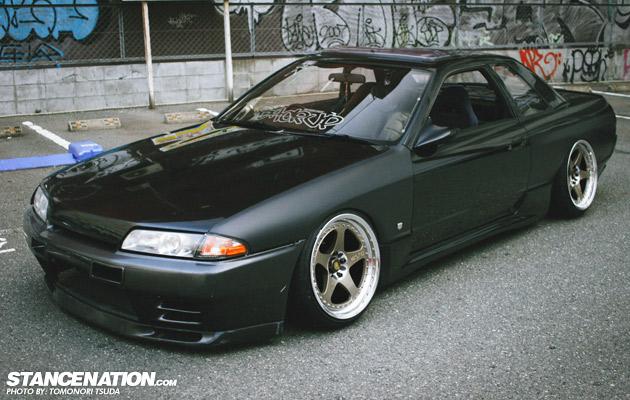 Ford Camber >> Down & Sideways // Tsuda's slammed Nissan Skyline R32. | StanceNation™ // Form > Function