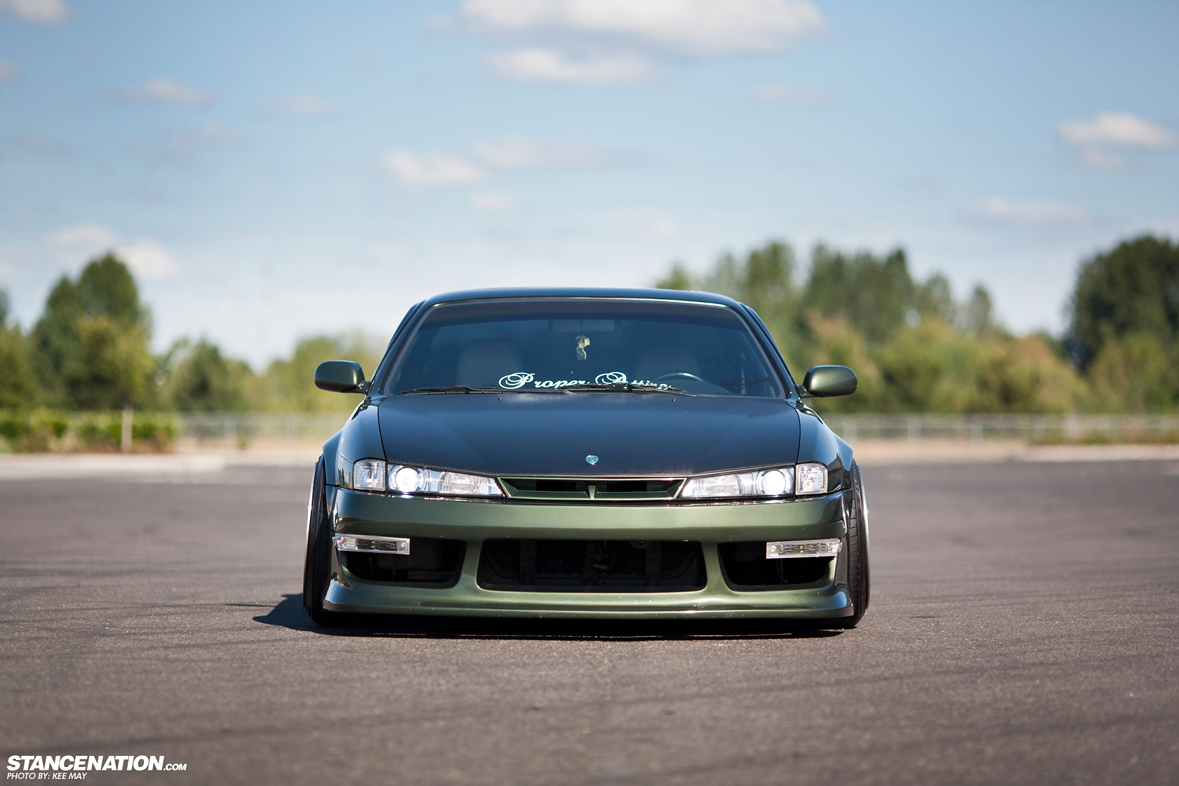 Sublime Silvia // Nikolay's Kouki S14. | StanceNation™ // Form > Function