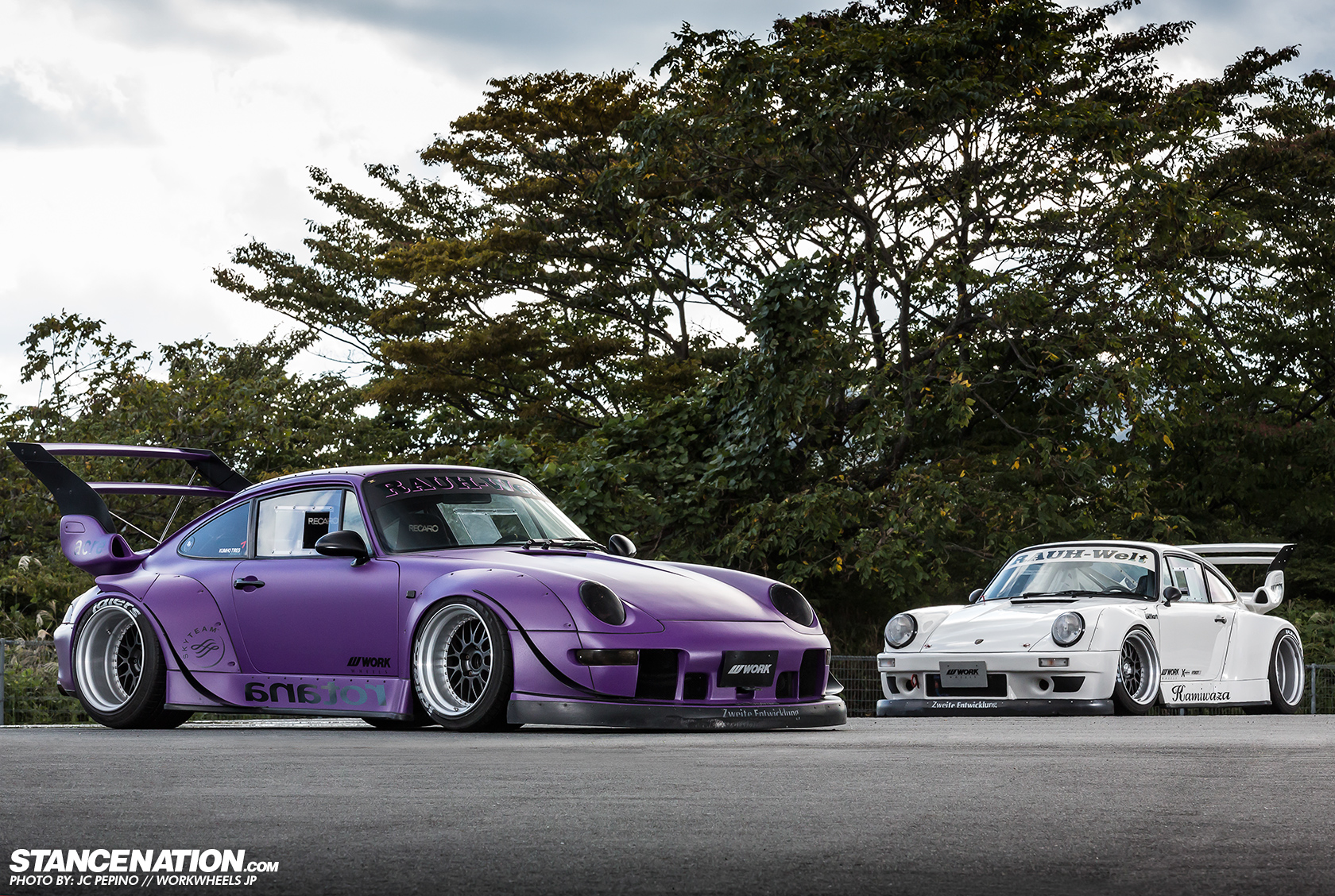 Kamiwaza & Rotana // The Rauh-Welt Couple. | StanceNation ...