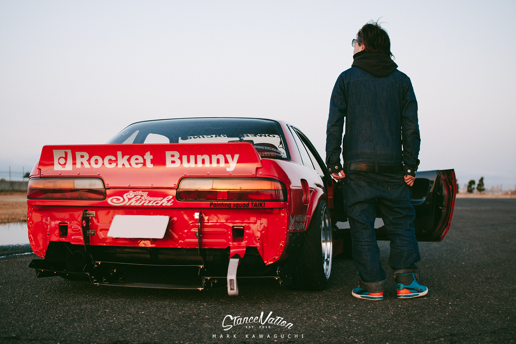 rocket-bunny-nissan-japan-6666-customs-S13-8""