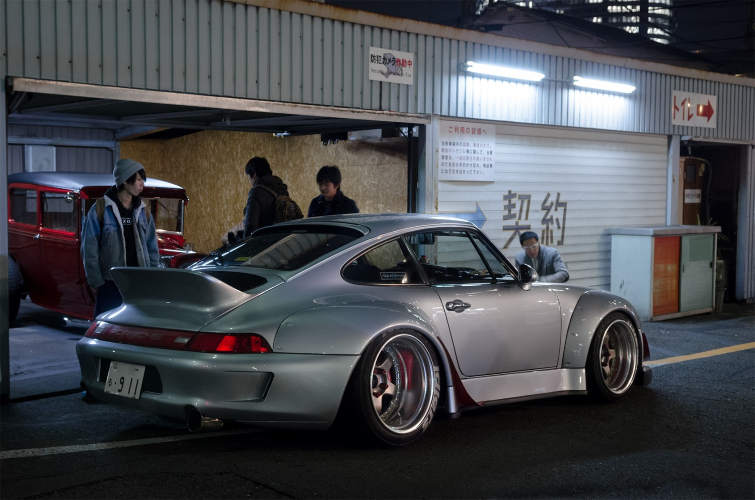 Any Rwb Porsche Fans Here Stancenation Form Gt Function