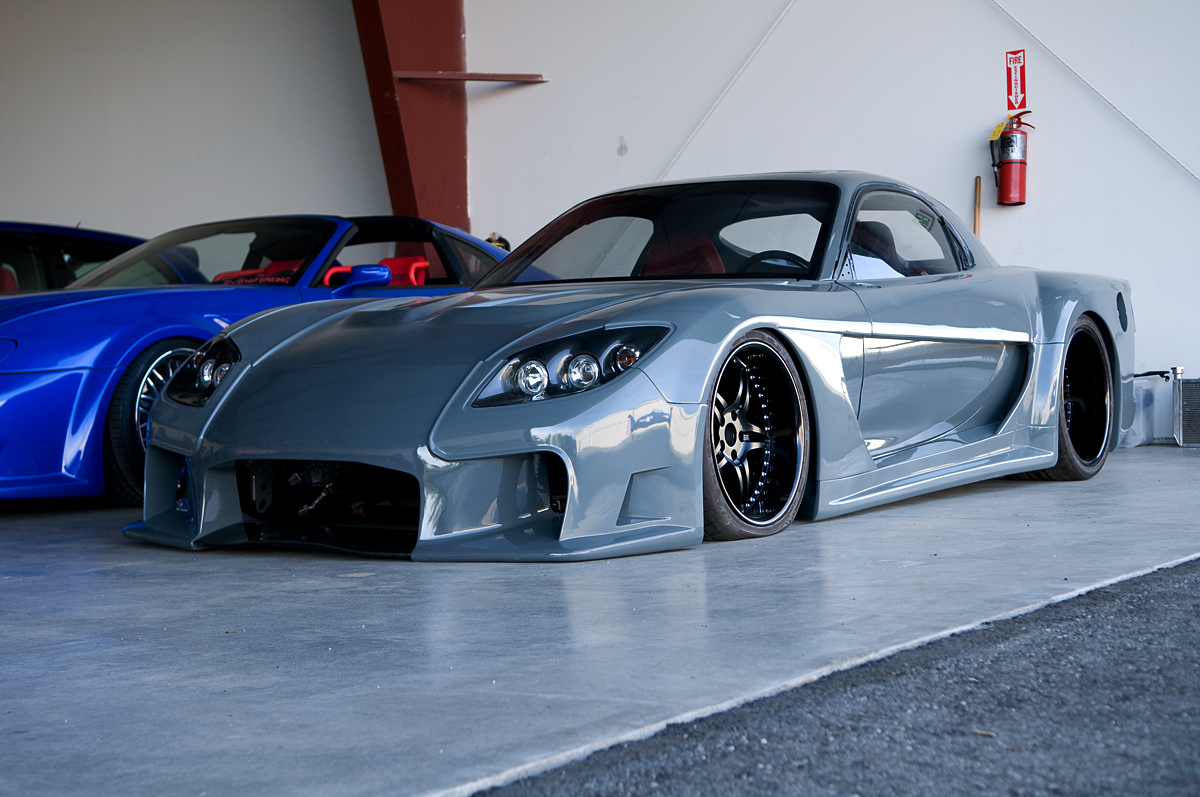 How About A Veilside Mazda Rx7 Stancenation Form