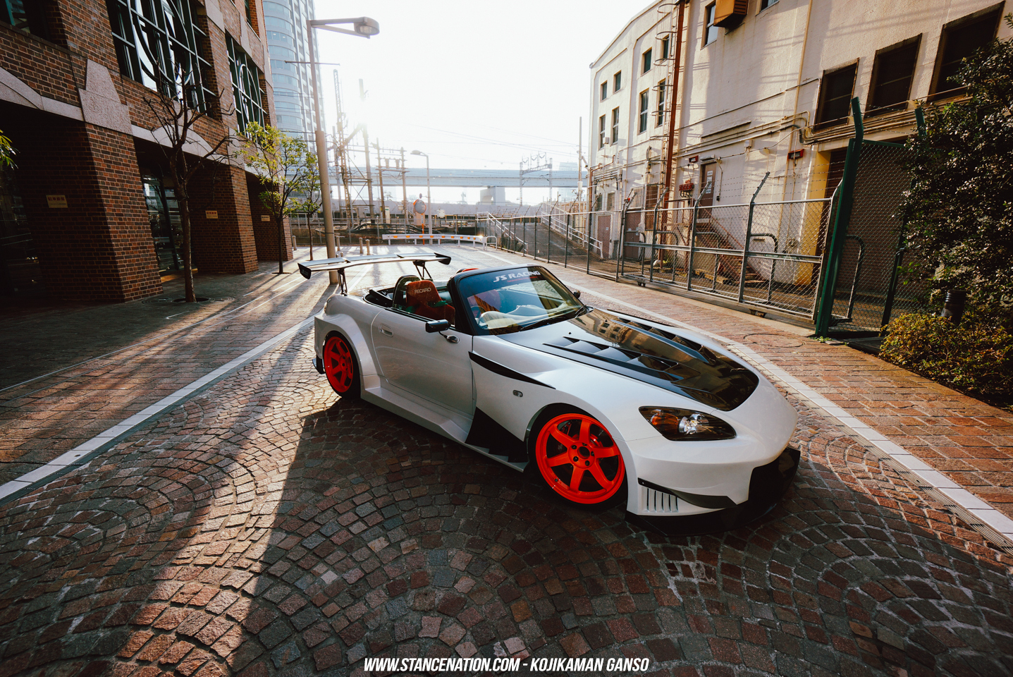 Quality + Quantity // Bambi's Awesome Honda S2000. | StanceNation™ // Form > Function
