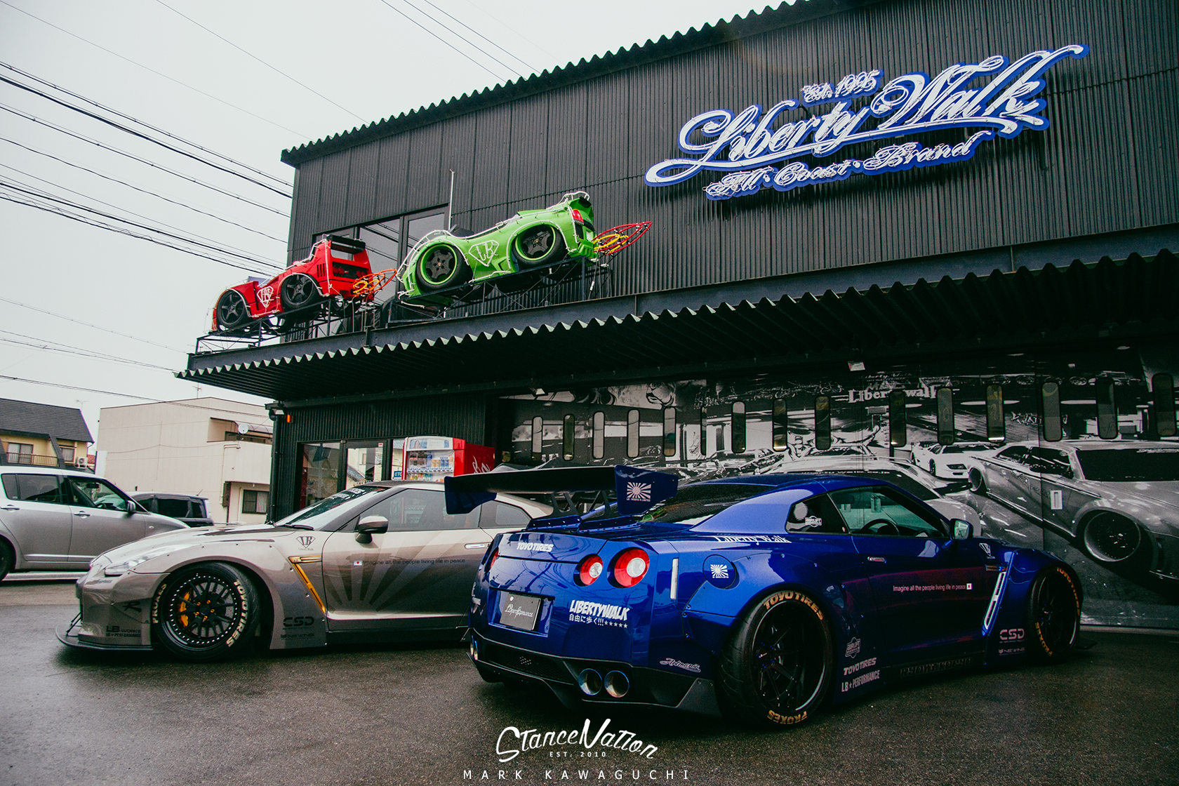Libertywalk Cars For Sale