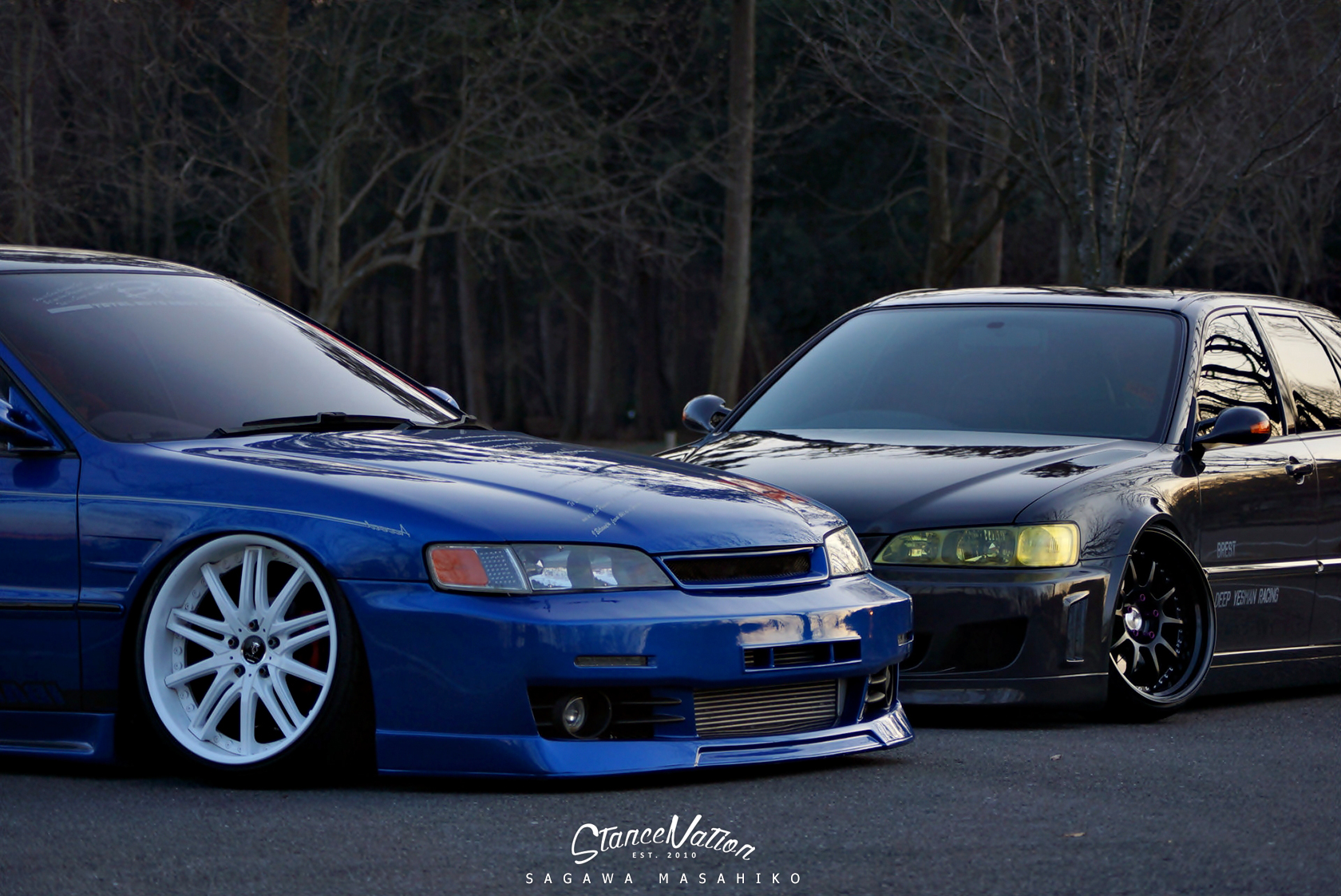 Team Lastly // Not Your Typical Accords. | StanceNation™ // Form > Function