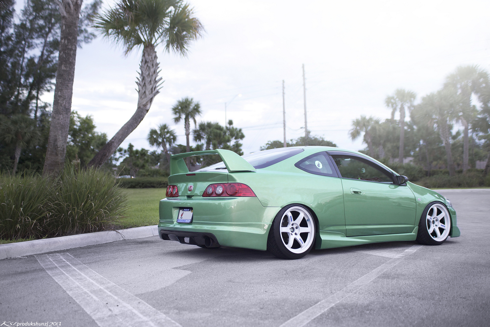 Fdbd A F H on Acura Rsx Type R