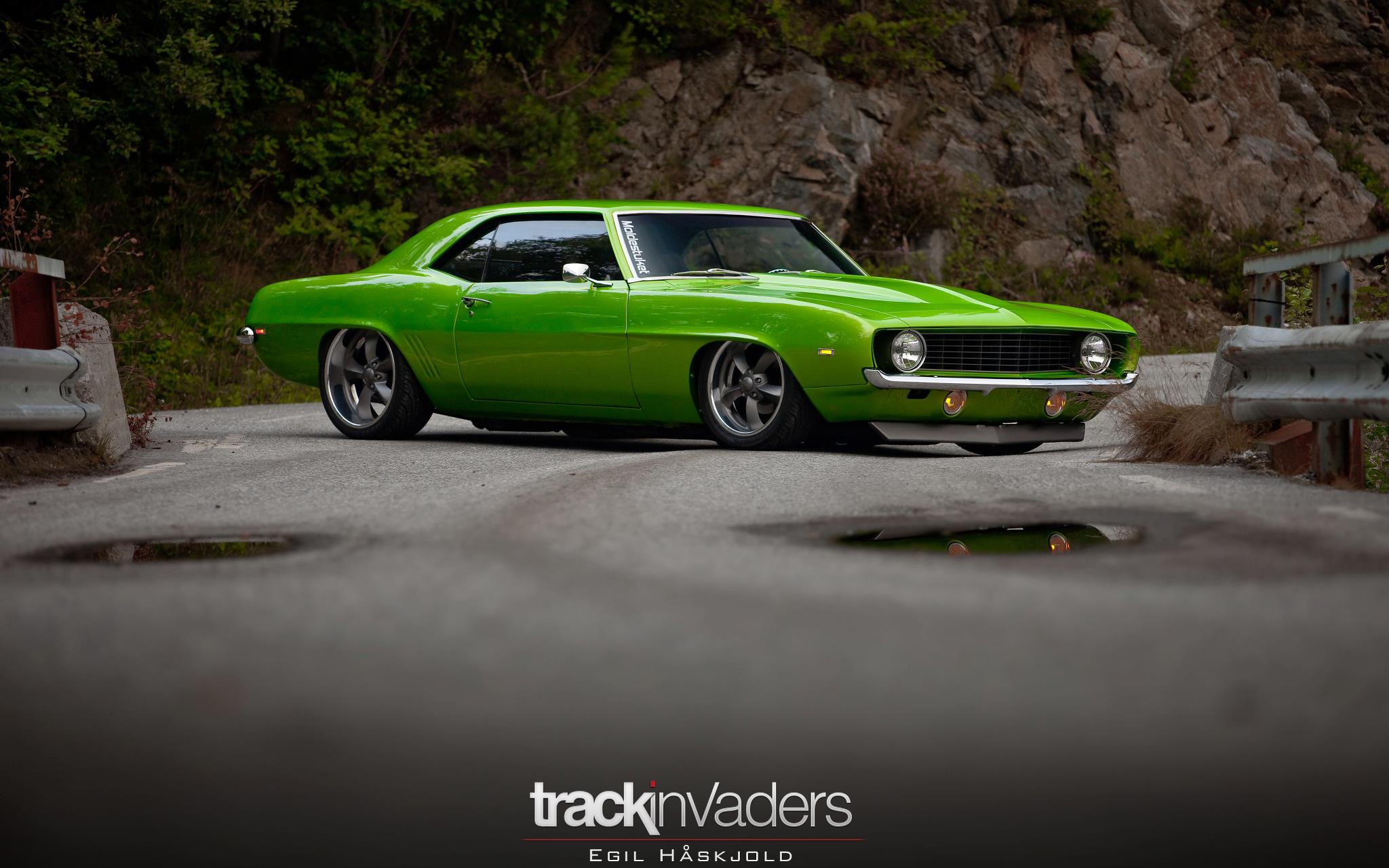 American Muscle Stancenation Form Gt Function
