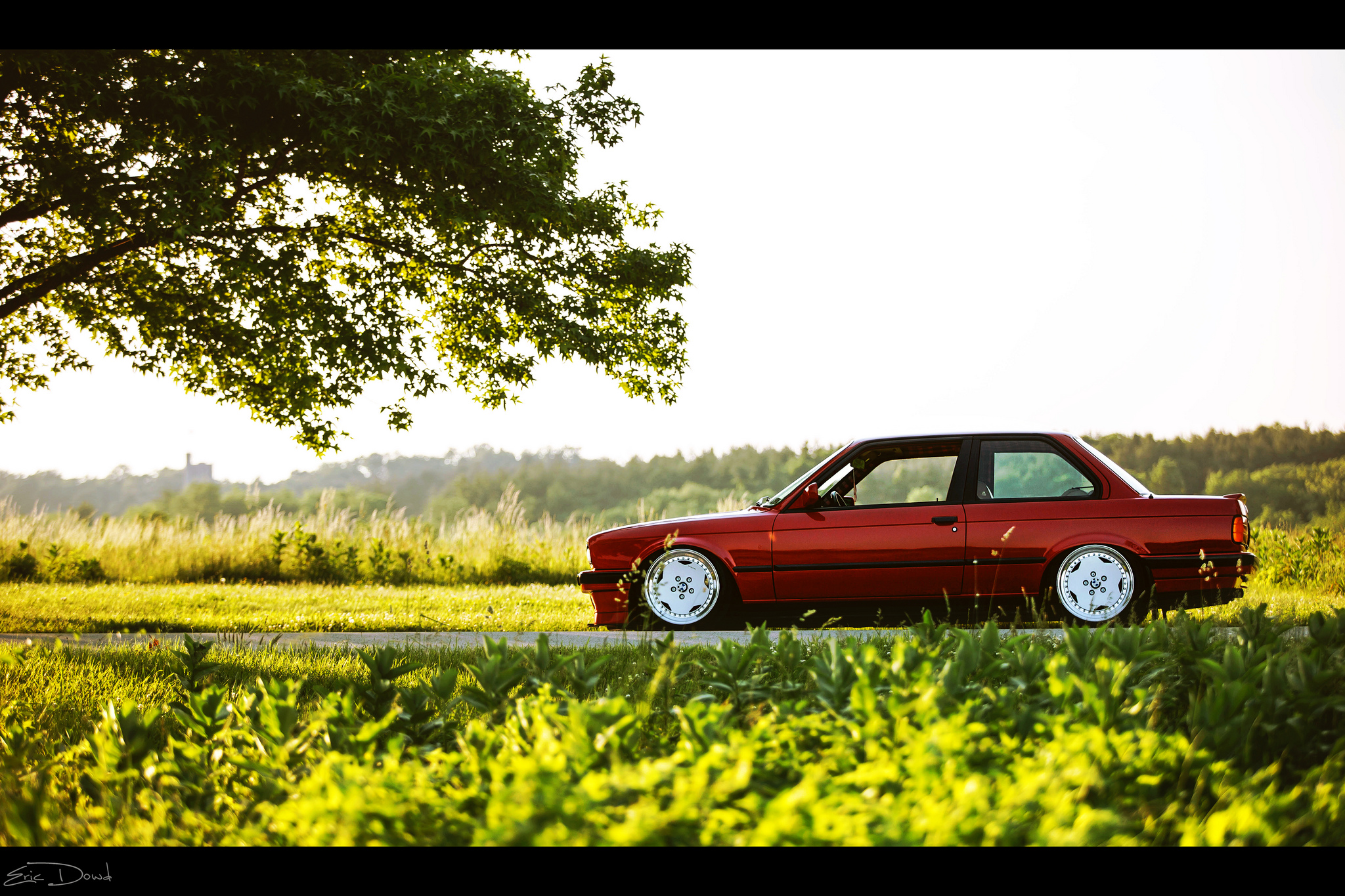Awesome photo, awesome BMW E30!  StanceNation� // Form gt; Function