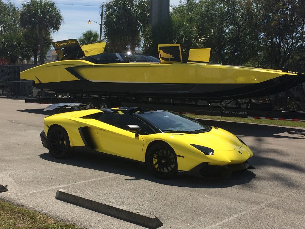 Lamborghini Boat Stancenation Form Gt Function