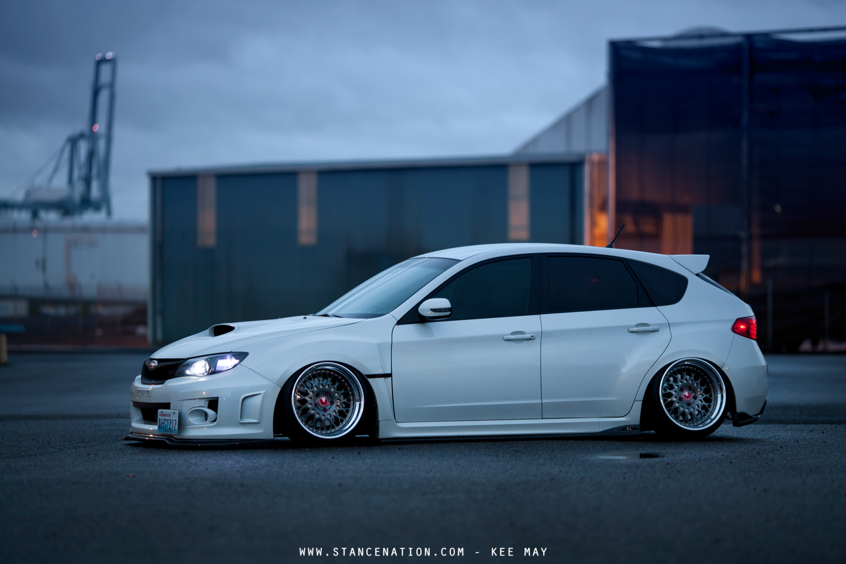 A Simple And Clean Take On An Sti Stancenation Form