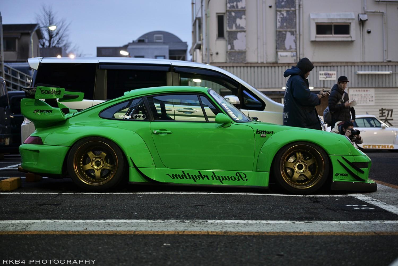 Incredible Rwb Porsche Stancenation Form Gt Function