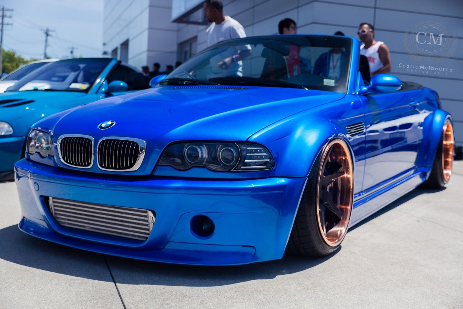 Sick Drop Top BMW! | StanceNation™ // Form > Function