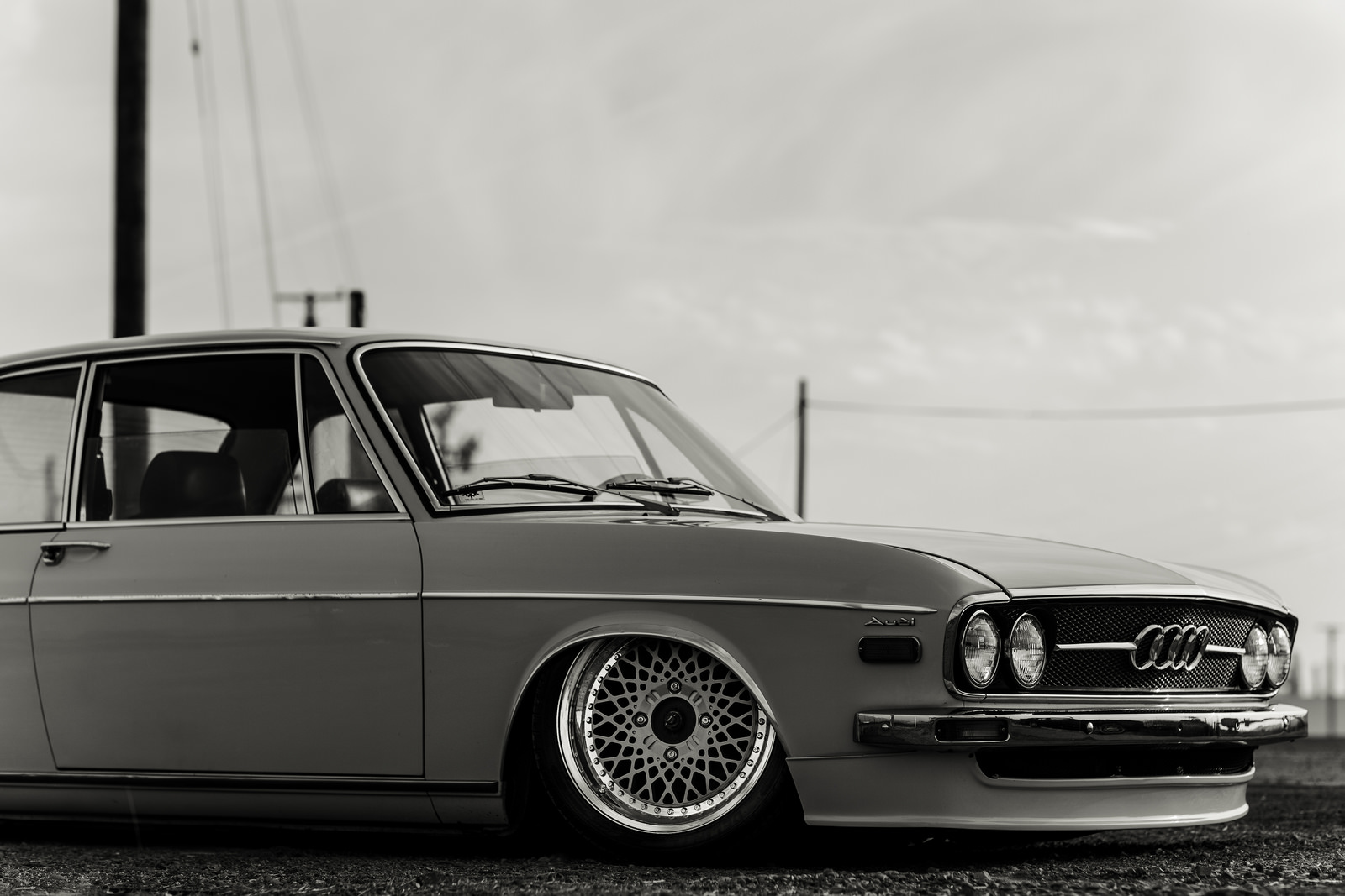Audi Of Atlanta >> Slammed Classic Audi. | StanceNation™ // Form > Function