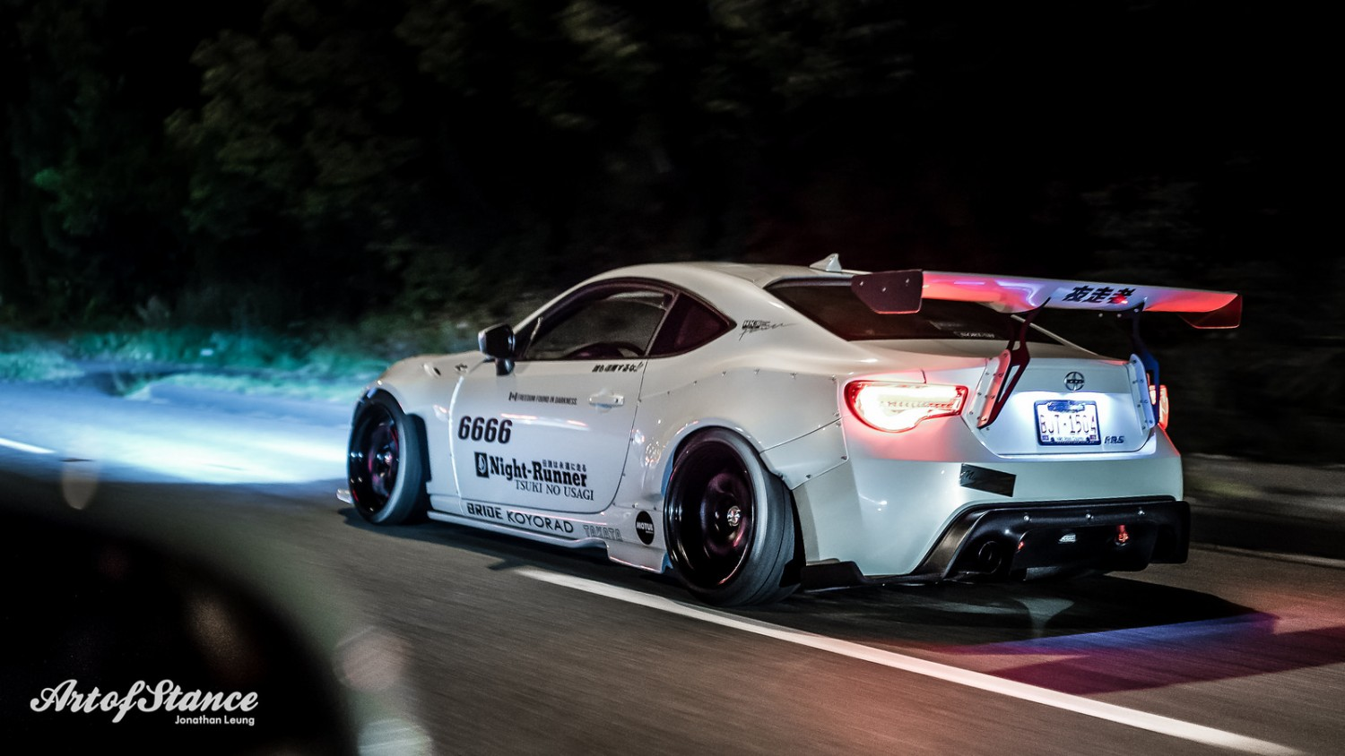 The Night Runner FRS. | StanceNation™ // Form > Function