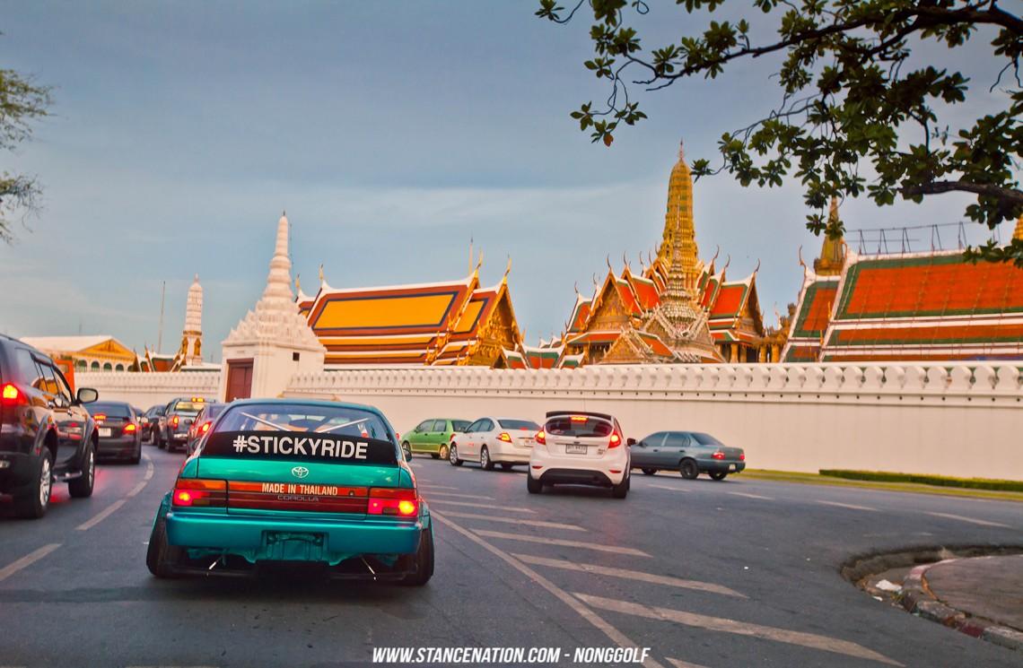 Flush Style Toyota Corolla Thailand -32