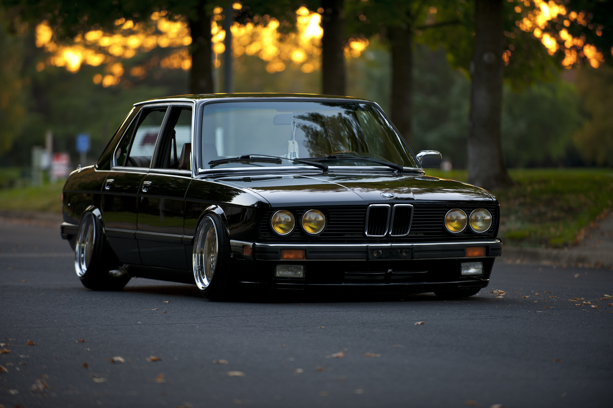 Beautiful BMW E28! | StanceNation™ // Form > Function