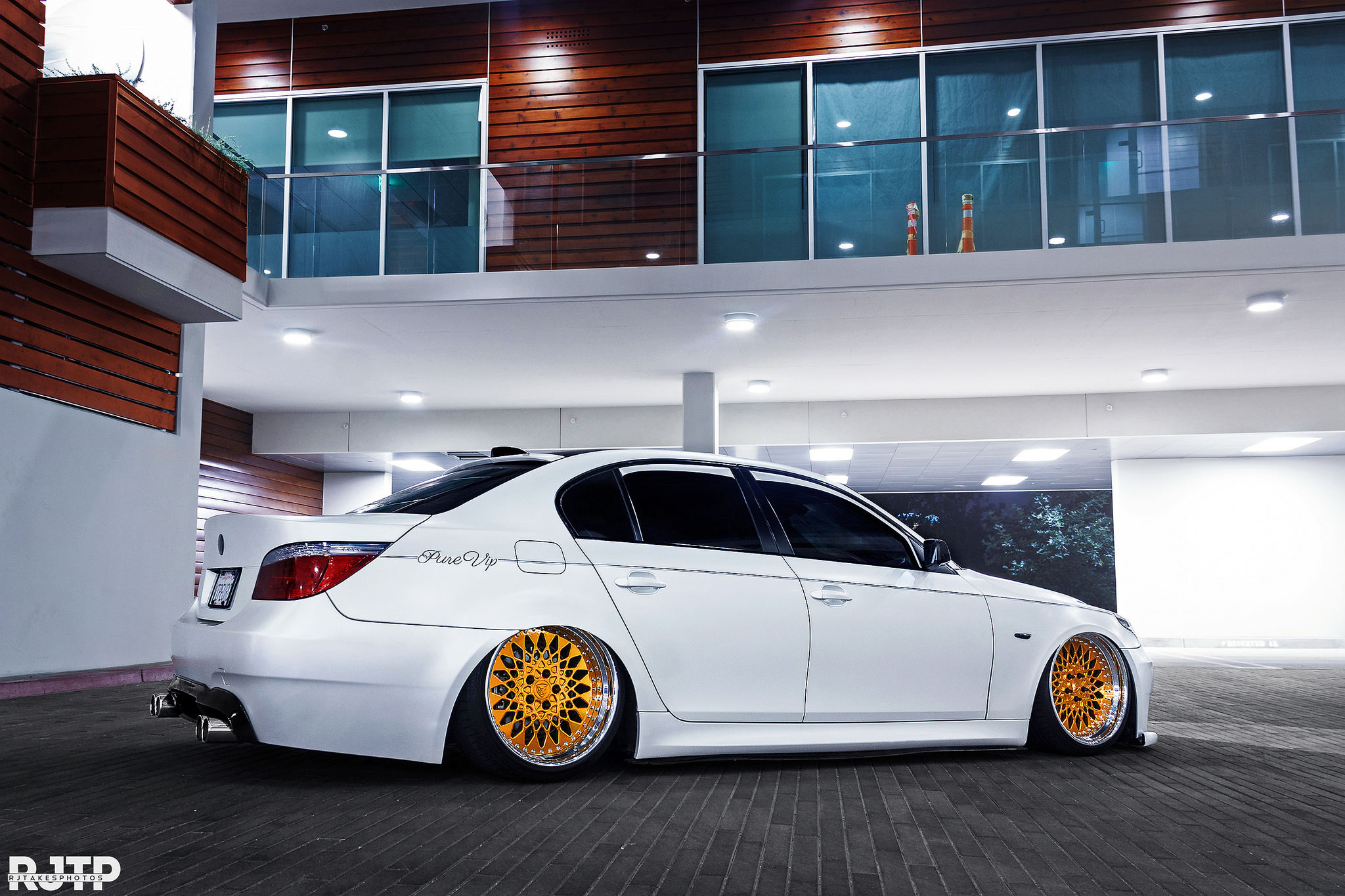 Laid Out BMW 5 Series. | StanceNation™ // Form > Function
