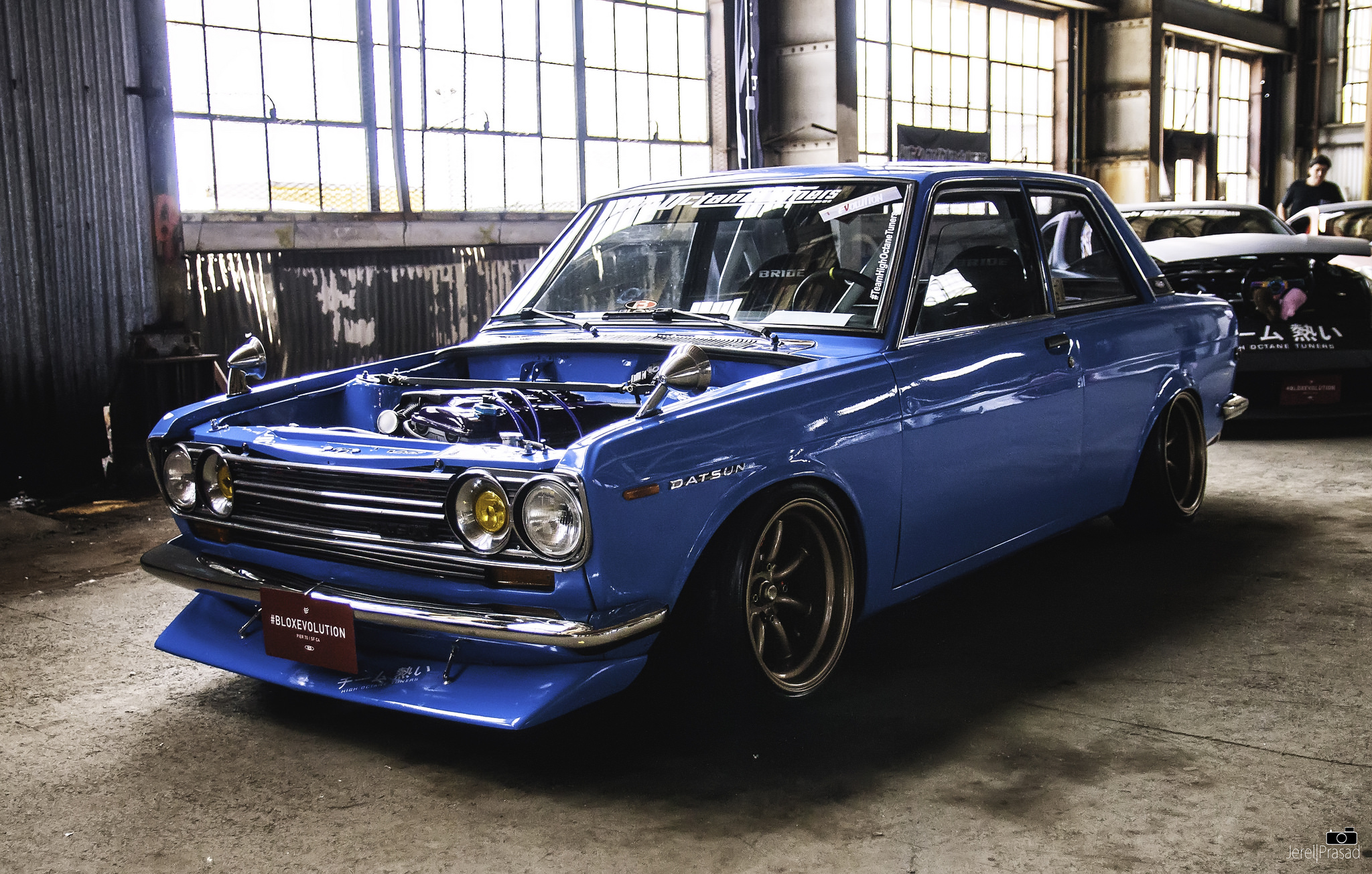 Datsun 510 Looking Good! | StanceNation™ // Form > Function