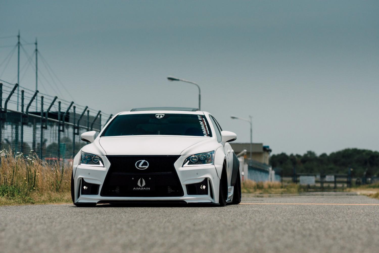VIP GT Style // Aimgain International Lexus LS460 ...