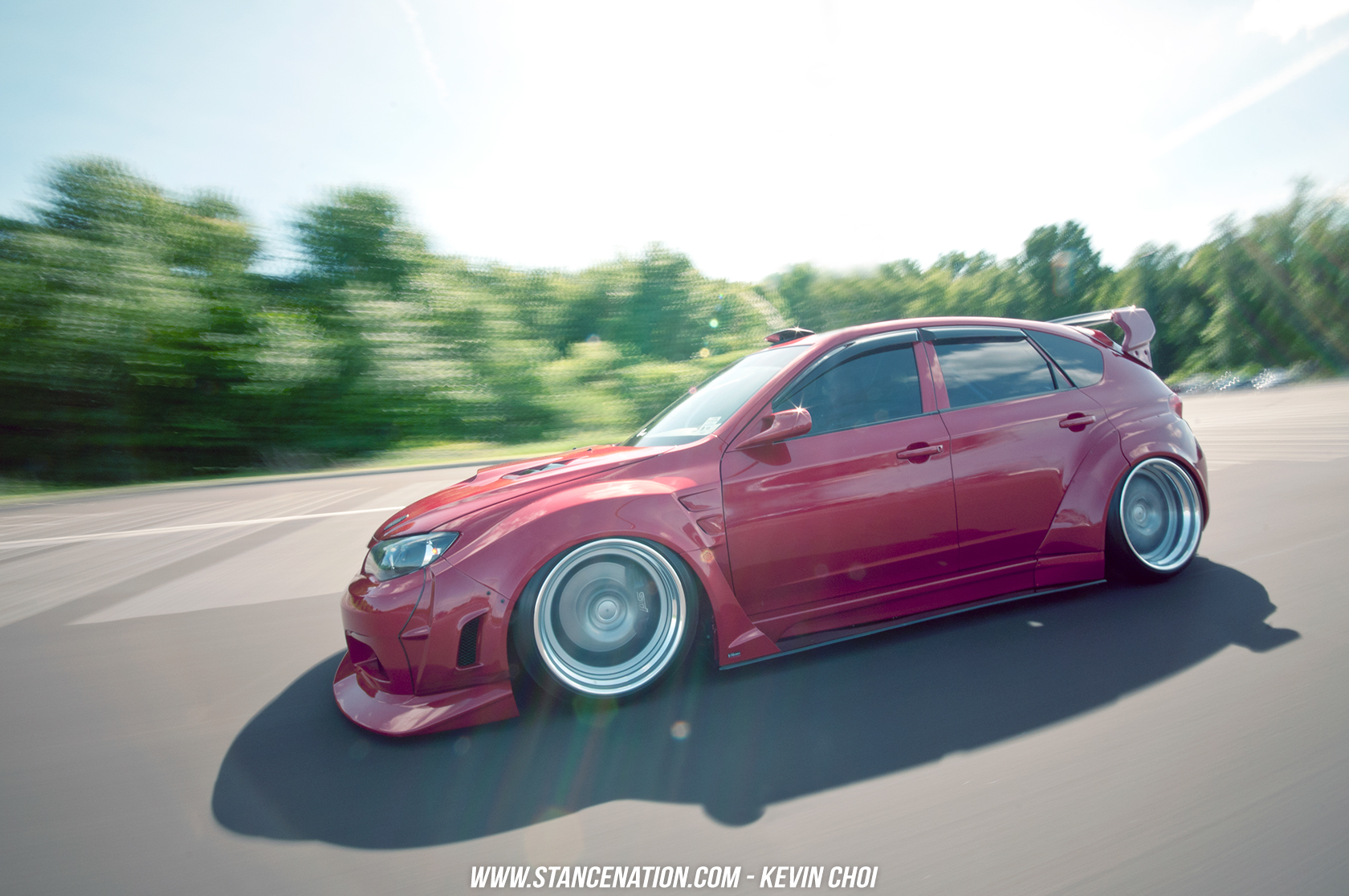 Chasing Perfection // Danny's '09 STi. | StanceNation ...