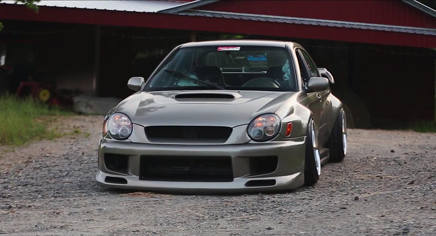 Ryan S Widebody Subaru Wrx Stancenation Form Gt Function