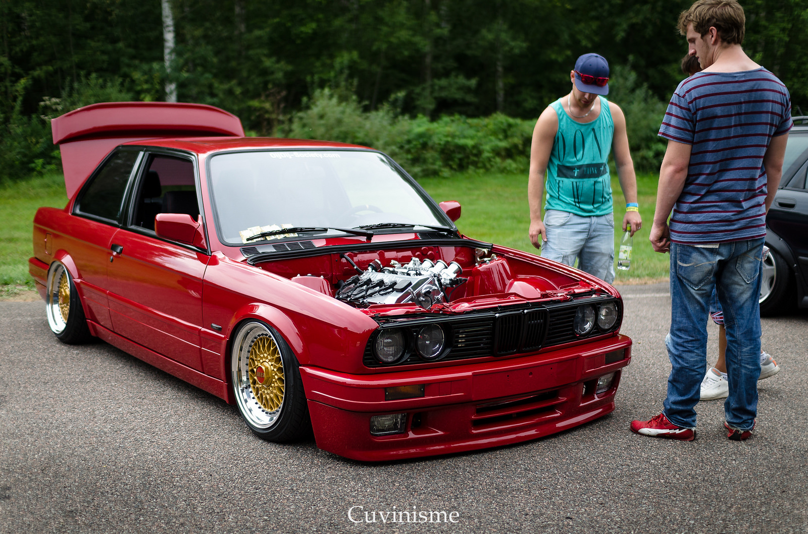 The Perfect BMW E30?! | StanceNation™ // Form > Function