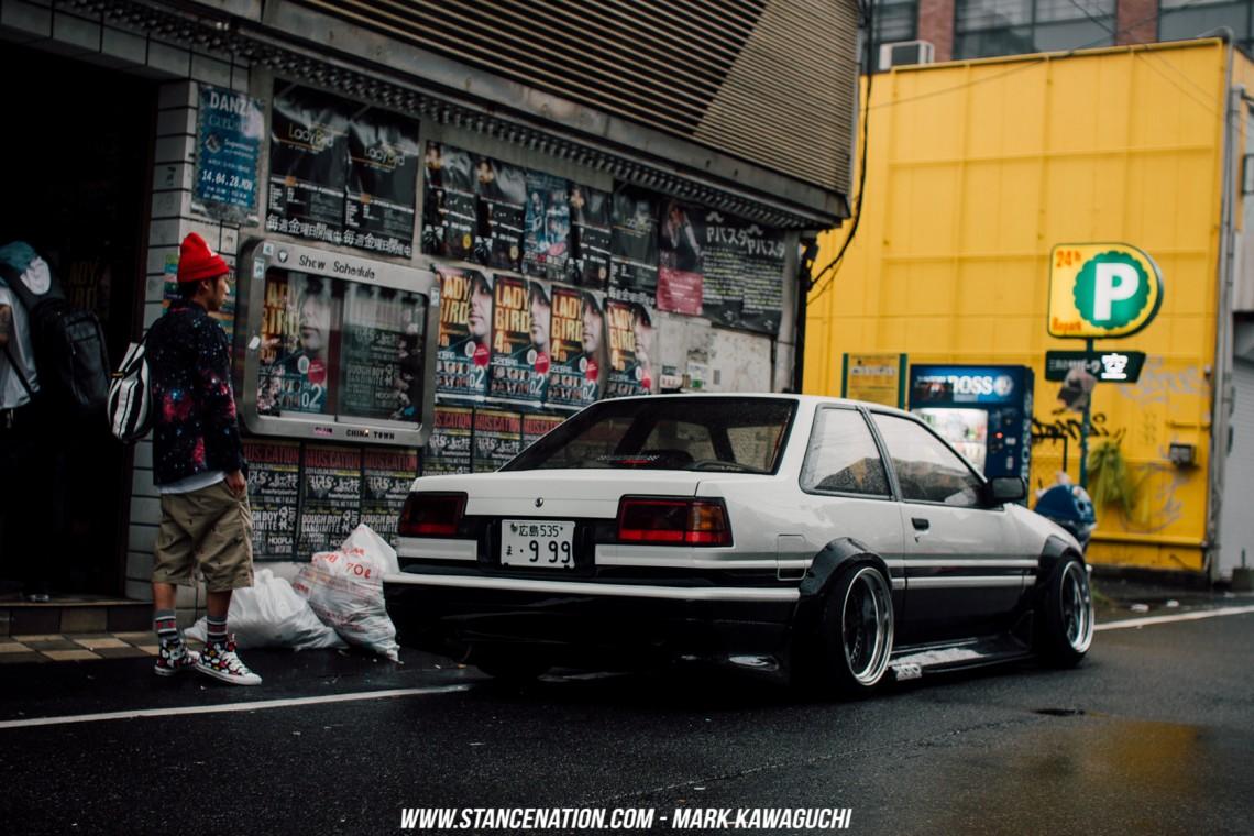 Clean Hachiroku Stance-18