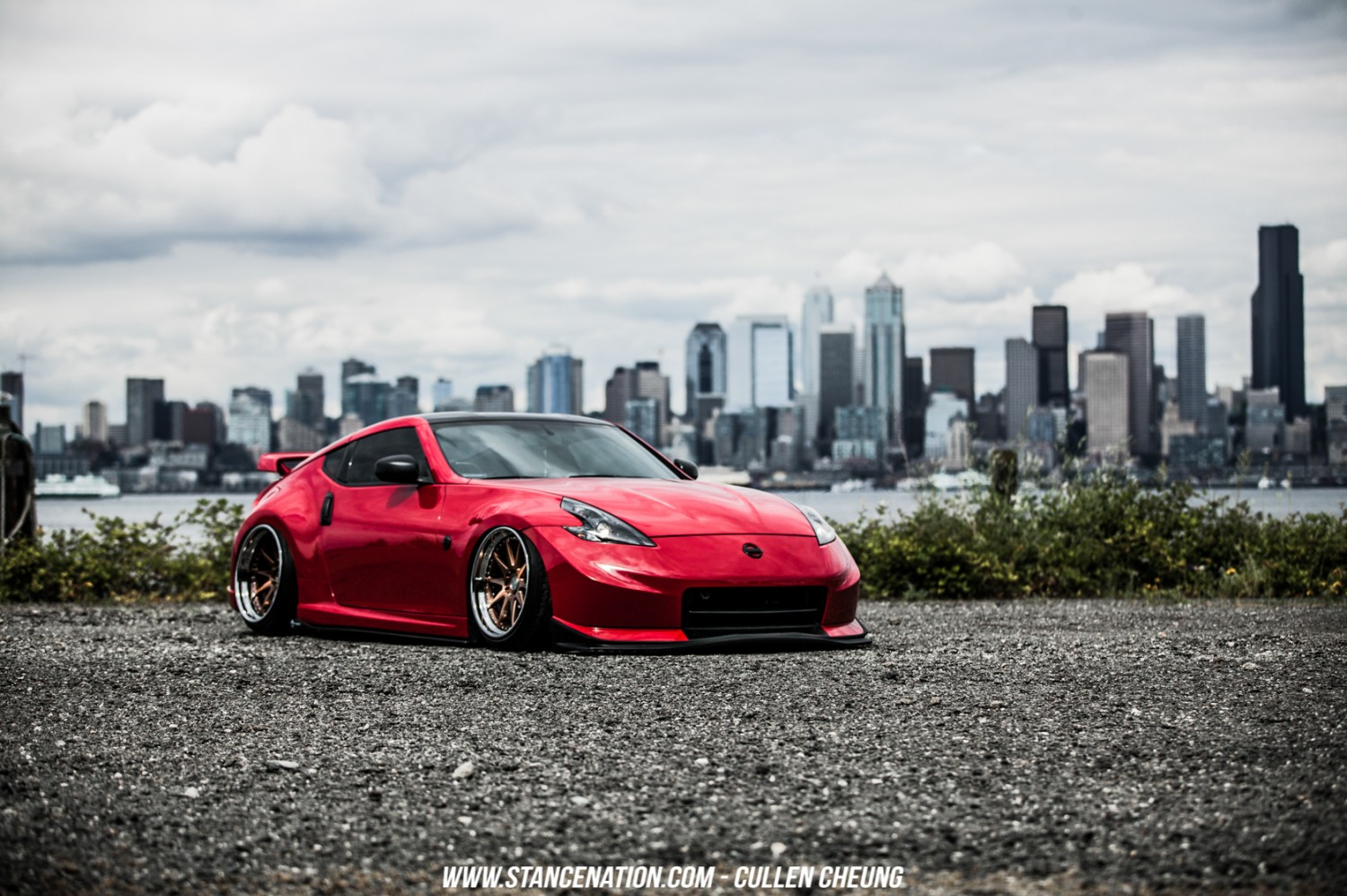 Flawless Execution // Joey Gallardo's Nissan 370Z ...