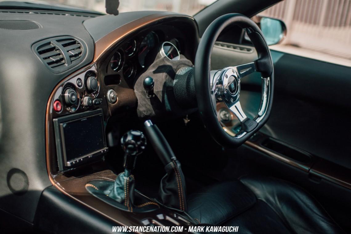 AB Flug Widebody Mazda FD RX7-91