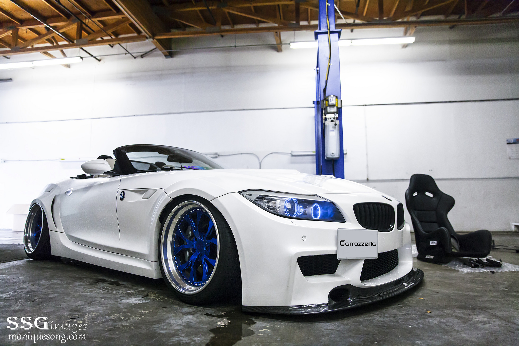 Ridiculously Attractive Bmw Z4 Stancenation Form