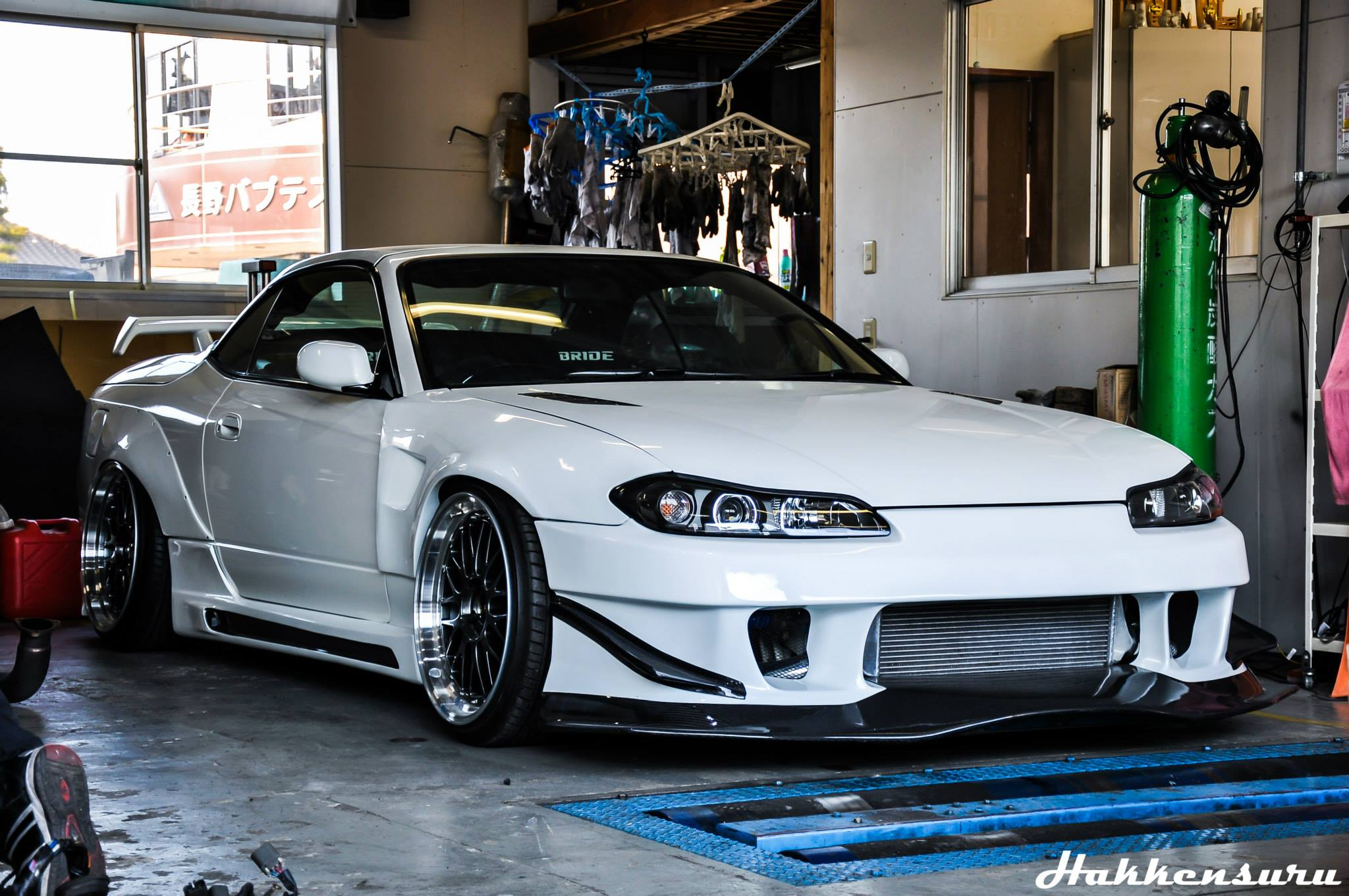 Nissan S15 Varietta By Garage Mak Stancenation Form