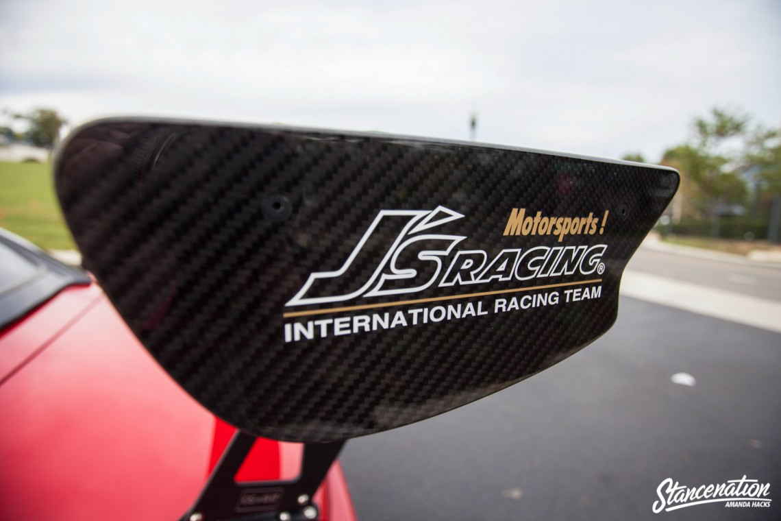 Aggressive Fitment Honda S2000-13