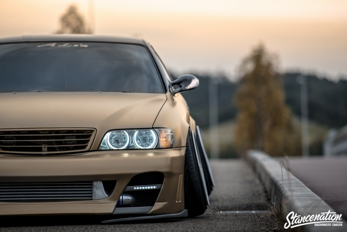Toyota Chaser Stance-10