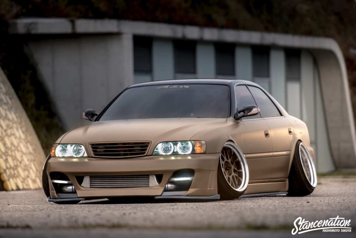 Toyota Chaser Stance-16